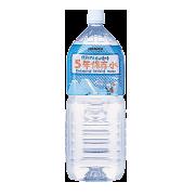 北アルプス立山連峰 5年保存水2L