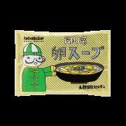 即席卵スープ
