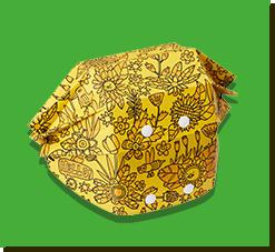 オリジナルダンボールヘルメット